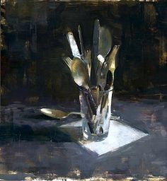 유 Still Life Brushstrokes 유 Nature Morte Painting by Jon Redmond Painting Still Life, Still Life Art, Paintings I Love, Oil Paintings, Richard Diebenkorn, Robert Motherwell, Illustration Art, Illustrations, Joan Mitchell