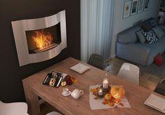 Lima Bio Ethanol Fireplace