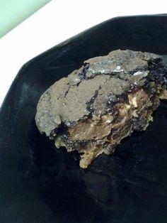 Peanut butter cup mocha cookie brownie recipe