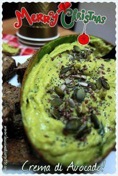 la cucina di Jorgette: Crema di Avocado!!