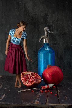 Obst und Gemüse ‹ EvaVioletta – Modemanufaktur