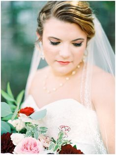 Must have bridal portrait on your wedding day!