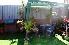 Detalle terraza Cuba, Colonial, Aquarium, Hotels, Terrace, Parks, Goldfish Bowl, Aquarium Fish Tank, Aquarius