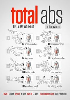 Ab workout #2