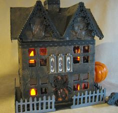 Annette's Creative Journey: Creations from My Halloween Past