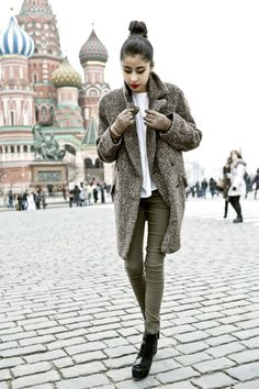 Red Square | chicmuse by Denni Elias