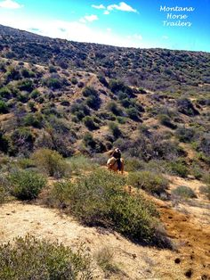 AZ: Ride to the falls in Tonto National Forest with Lost Cowboy Ranch Horse Motel and Montana Horse Trailers
