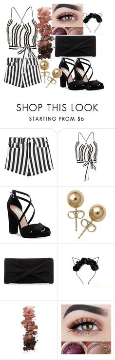 """Untitled #60"" by katemoly on Polyvore featuring Alice + Olivia, Nina, Bling Jewelry, Reiss and L.A. Girl"