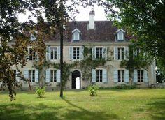 le chateau français dans le sud-ouest