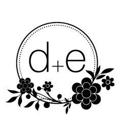 Love Logo #1 - Whimsical Wedding Logo Design | For my destination ...