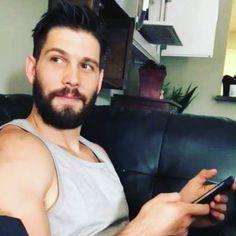 Casey Deidrick, Beard Haircut, Man Crush Everyday, Modern Romance, Beard No Mustache, Hair And Beard Styles, Men Looks, Bearded Men, Sexy Men