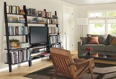 Pisa Leaning Shelves - Bookcases & Shelves - Living - Room & Board
