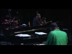 Cantelope Island - Herbie Hancock - Piano, Dave Holland - Double bass, Pat Metheny - Guitar, Jack DeJohnette - Drums. What a line up!!!!!