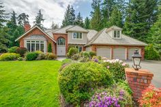 #Home for sale, $765,000 #Redmond WA, #Novelty Hill , 4 bedroom, 2.75 bath home, private setting on quiet cul-de-sac