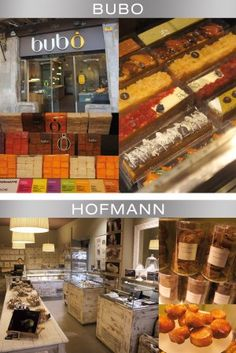 Barcelona Hofmann pastry shop