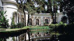 As casas em si já valeriam uma visita, pela beleza de sua arquitetura. Mas elas ainda abrigam valiosas coleções de arte, exposições, palestras, cursos e recitais de música. #cfnews