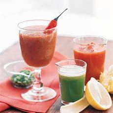 Spicy Tomato Juice II Recipe