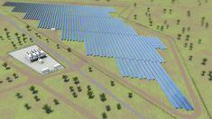 Abengoa and Bushveld Energy Partner in Solar/Vanadium Redox Battery Hybrid for Mine in South Africa
