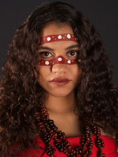"""Australian Aboriginal woman 