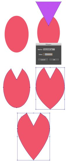 Create a Gentle Flat Oriental Pattern in Adobe Illustator | Manipulating Shapes to Make Objects