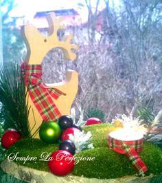 Christmas Wooden Decor, Christmas Bulbs, Holiday Decor, Decor Ideas, Home Decor, Decoration Home, Christmas Light Bulbs, Room Decor, Home Interior Design