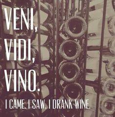 Drink more wine!! #cheers