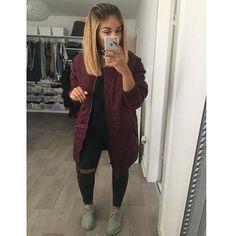 I can finally wear burgundy again    Use Instagram online! Websta is the Best Instagram Web Viewer!