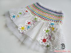 definir menina com flores feitas de crochê patrones06