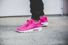 Nike Air Max 90 Leather GS | 100,-€