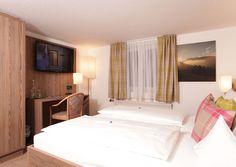 Auch die neuen Hotelzimmer punkten mit qualitativ hochwertigem Design.