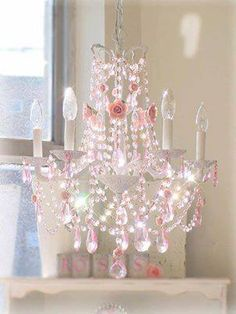 Kids chandelier lighting bedroom chandeliers pottery barn kids shabby chic chandelier pink page page page karns natalino aloadofball Gallery