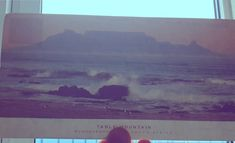 I love thinking about a post card as an animate object, excited at the prospect of flying across the ocean and crosses continents so that it can reach its new family  Who else loves post cards? #postcard #postcardcapetown