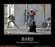 The RPG fan inside me loves this as much as he hates bards.