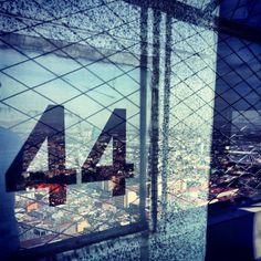 Piso 44 torre latinoamericana