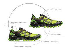 Viking Footwear Anaconda 4 by Ghost Works industrial design consultancy