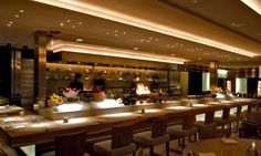 Roka Restaurant, Charlotte Street in London