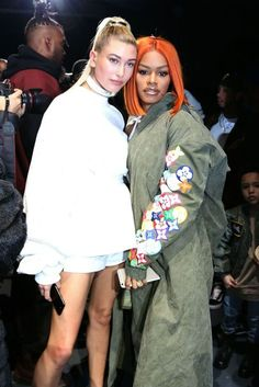 New York Fashion Week Front Row And Party Pictures | British Vogue