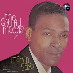 "Marvin Gaye The Soulful Moods Of Marvin Gaye on 180g LP One of the most iconic singers of his generation, Marvin Gaye aka The Prince of Motown, was cited for his ""huge contribution to soul music in ge"