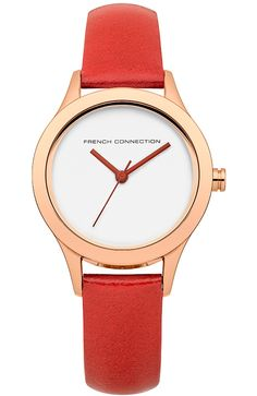 French Connection, Omega Watch, Mens Fashion, Watches, Leather, Accessories, Casual, Moda Masculina, Man Fashion