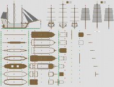 A wonderful ship schematic that shall be used for my airship!