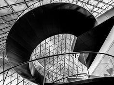 Dome and stairs by pierreboisgontier