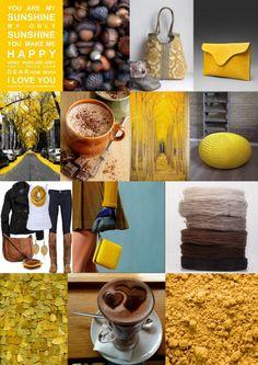 Oker yellow