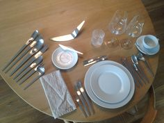 Very happy with my full 200+ pieces cutlery set of Arne Jacobsen made by A. Michelsen. It took me 3 years to collect.  (only the pie server is made by George Jensen). #jacobsen #michelsen