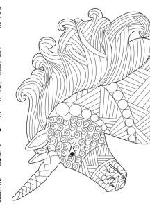 Protistresové vymalovánky | Extra Publishing Zentangle, Coloring Pages, Mandala, Abstract, Artwork, Kids, Stencils, Quote Coloring Pages, Summary