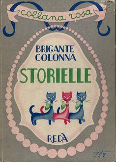 Italian book cover design