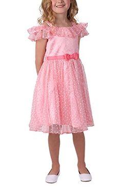 4T//4 -NWT Jona Michelle 2pc PEACH Petticoat Skirt /& Shorts Set-