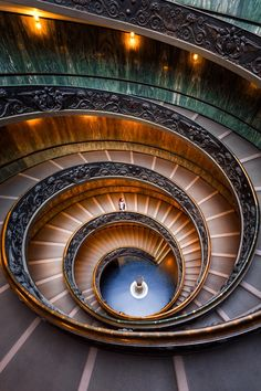 """Obsession I - Bramante Staircase at Vatican Museum. Reupload of this photo after a new adjust of contrast and color saturation.  Join me on: <a href=""""https://www.facebook.com/DBphoto.ImagesDuSud"""">www.facebook.com/DBphoto.ImagesDuSud</a> <a href=""""http://www.flickr.com/photos/dbphotographe"""">www.flickr.com/photos/dbphotographe</a> <a href=""""http://1x.com/member/daveb84"""">1x.com/member/daveb84</a>"""