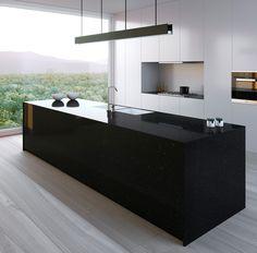 Luxury Kitchen Design, Kitchen Room Design, Best Kitchen Designs, Luxury Kitchens, Home Decor Kitchen, Modern Interior Design, Interior Design Kitchen, Kitchen Modern, Kitchen Ideas