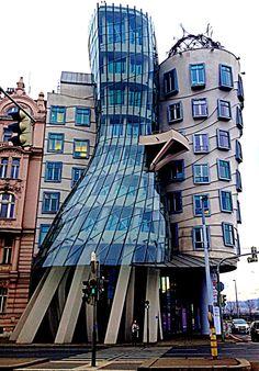 A Casa Dançante - Praga, República Tcheca