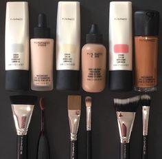 Makeup Guide, Makeup Kit, Makeup Tools, Beauty Makeup, Beauty Tips, Eye Makeup, Beauty Hacks, Makeup Items, Makeup Products